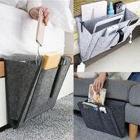 Фетровая прикроватная сумка