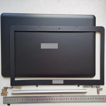 New laptop Top case base lcd cover +lcd front bezel screen frame for ASUS K501 K501l V505L A501 K501LB non-touch 15.6