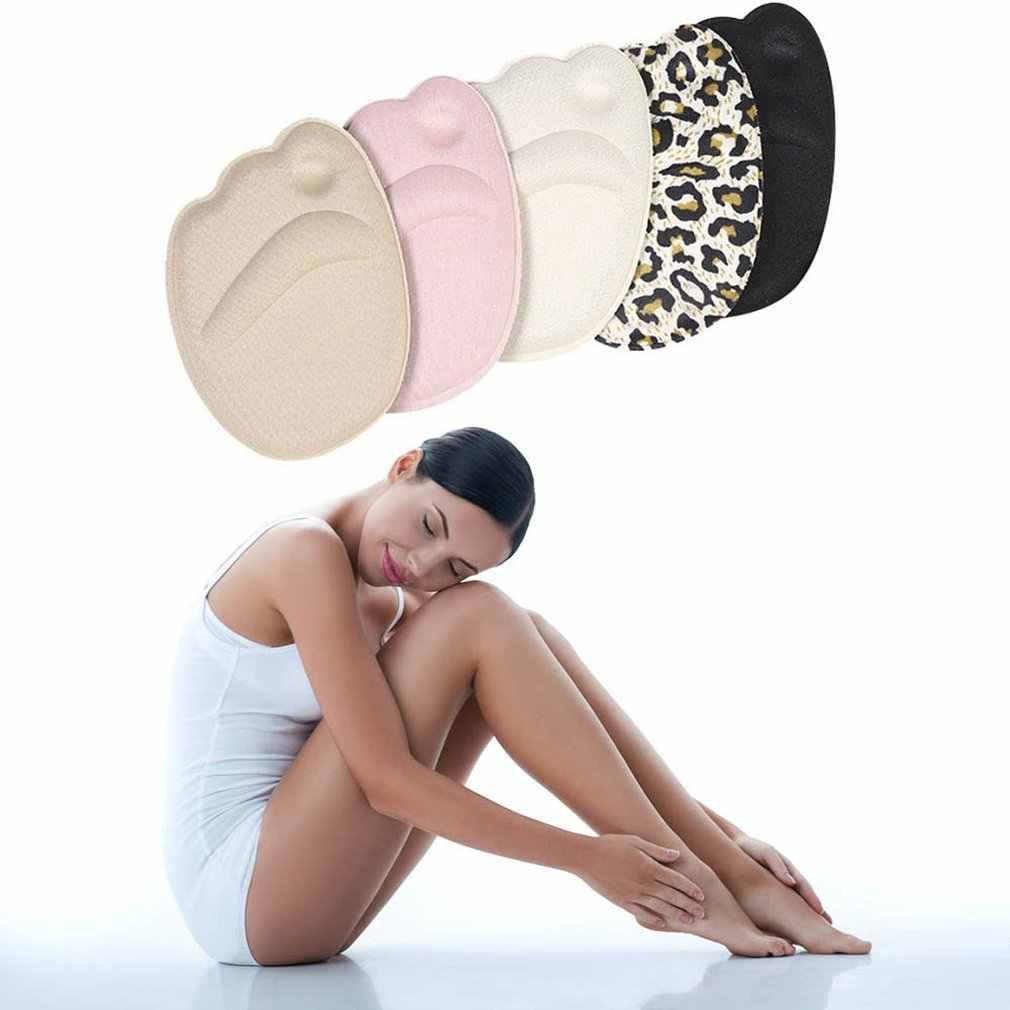 ハイヒール半分ヤードマットシリコーン圧縮ソフト挿入インソール女性前足保護パッド女性挿入