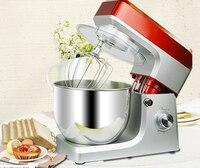 7L Electric food mixer Automatic Eggs Beater Milkshake Cake Dough Maker Stand Mixers Chef Blender Machine 110V