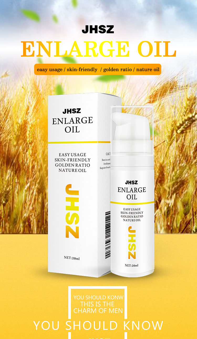 JHSZ -Men Penis Massage Oil