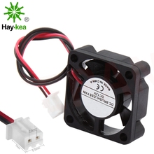 3010 охлаждающий вентилятор 3D Pinter части 30x30x10 мм 12 В 5 в 24 В 2Pin DC кулер маленький охлаждающий вентилятор DIY Reprap для j-head hotend