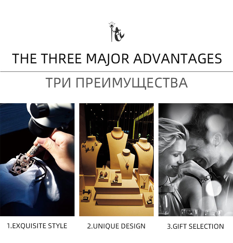 H145093e3a36a42d094d1ee03061295635 NYMPH FreshWater Pearl Jewelry Set For Women Natural Baroque White Stone Beads Choker Necklace Earrings Bracelet Party [T207]