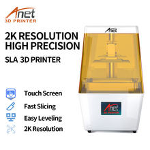 3d принтер anet n4 uv с ЖК дисплеем высокоточный i3 пластиковым