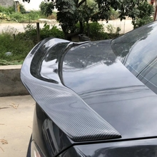 Suitable for 2009-2013 mazda 6 lip spoiler carbon fiber material used dedicated Tail modified highquality R desgin car rear wing