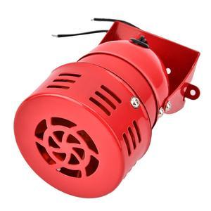 Image 3 - sirena alarma 40W 120 DB Electric Motor Driven Alarm Factory Vehicle Mini Fire Prevention Horn siren