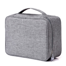 Men Women Digital Storage Bag Multifunctional Travel Bag Mobile Power Data Line Travel Storage Bag Waterproof Travel Bag