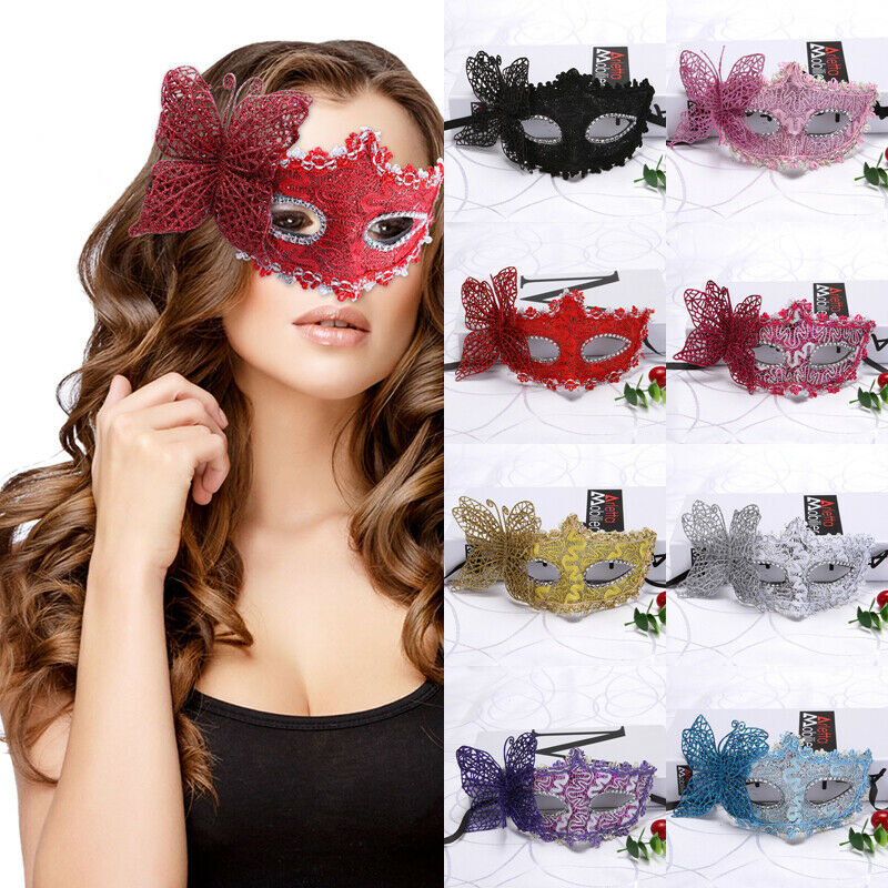 Hot Sale Fashion Sexy Butterfly Ball Mask For Girls Women Masquerade D