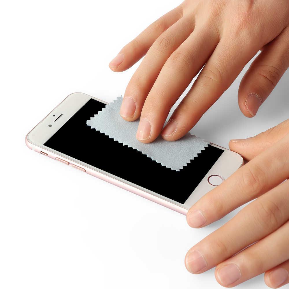 1 takım NANO sıvı telefonu ekran koruyucu tam kapak cam filmi IPhone XS için Samsung S10 Huawei telefonu aksesuarları