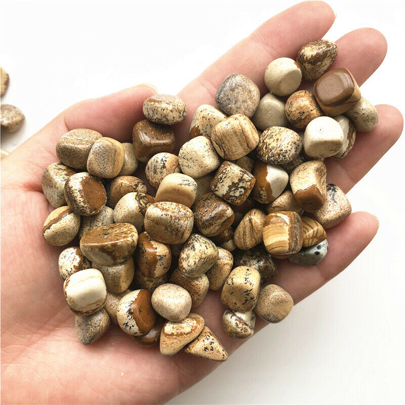 Rhodochrosite Quartz Crystal Stones Point Specimen Healing Mineral 50-60MM Gift