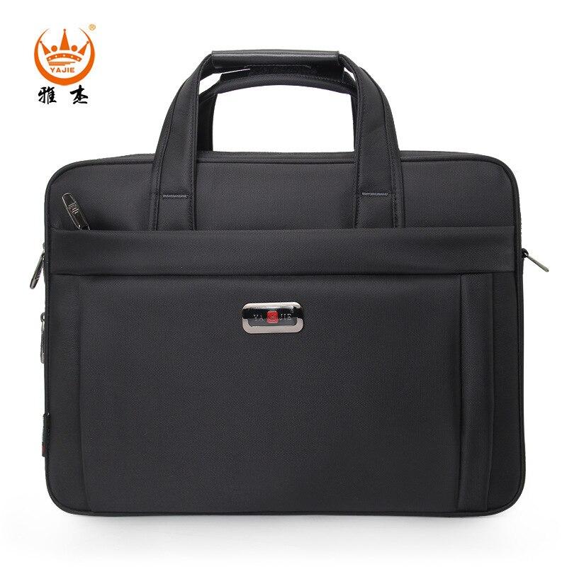 Male Laptop Messenger Bag Men  Business Briefcase Oxford Water-proof Travel Bag Casual Shoulder Cross Body Bag Man Handbag