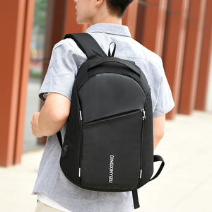 Image 2 - Fashion Male Backpack Anti Theft Student Men Laptop Backpack Waterproof Men School Backpacks Travel Fold Teen School bags