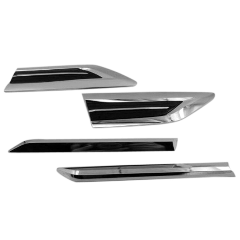 For 2016 2017 2018 Vw Tiguan Mk2 Door Side Wing Emblem Badge Sticker Trim