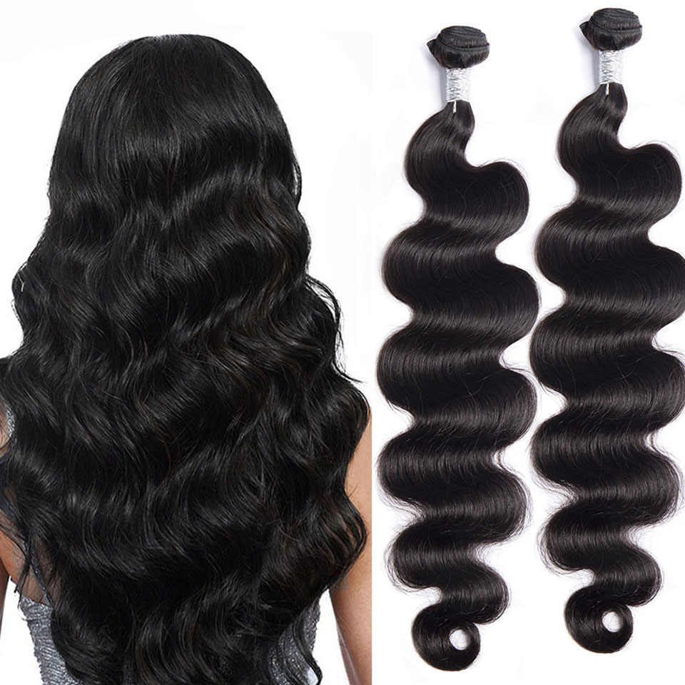 Body Wave Bundels Menselijk Haar Bundels 30 32 34 36 38 40 Inch Haarverlenging Lange Remy 1 3 4 bundels Brazilian Hair Weave Bundels