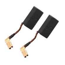 2pcs Carbon Brush Brushes Carbon For Angle Grinder DWE4011 DWE4120 N097696