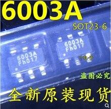 50 pces pf6003ag sot 23 pf6003a sot23 pf6003 6003a 6003 chip de potência ic novo e original