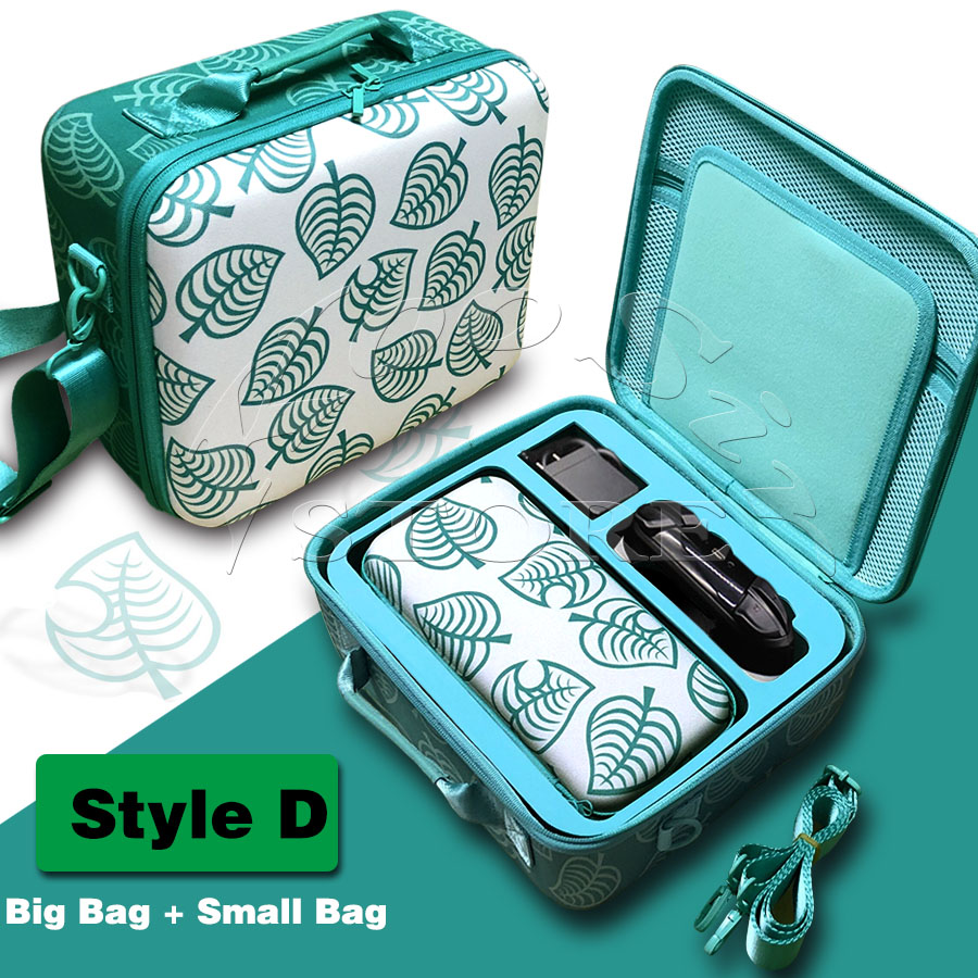 Cute Storage Bag for Nintendo Switch Animal Crossing Nintend Switch Carrying Case Nintendoswitch Accessories Portable Pouch
