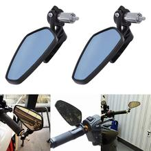 7/8 22mm Bar End Rear Mirrors Motorcycle Accessories Motorbike Scooters Rearview Mirror Side View Mirrors Moto for Cafe Racer 7 8 22mm bar end rear mirrors motorcycle accessories motorbike scooters rearview mirror side view mirrors moto for cafe racer