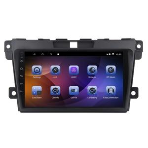 Image 5 - 2 דין 8 core אנדרואיד 10 רכב רדיו האוטומטי למאזדה CX 7 CX7 CX 7 2008 2009 2010 2015 ניווט GPS DVD מולטימדיה נגן