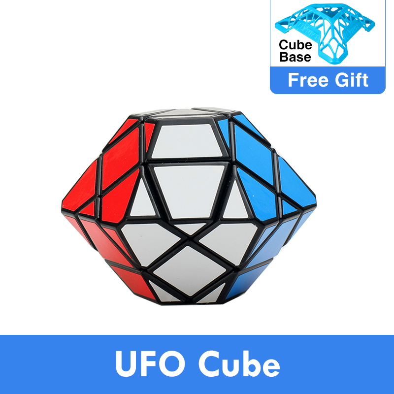 Diansheng Megaminxeds Magic Cubes Ball Qiyi Gan Profissional 2x2 Crazy Cubo Magico Educational Toys For Children Puzzles Shapes