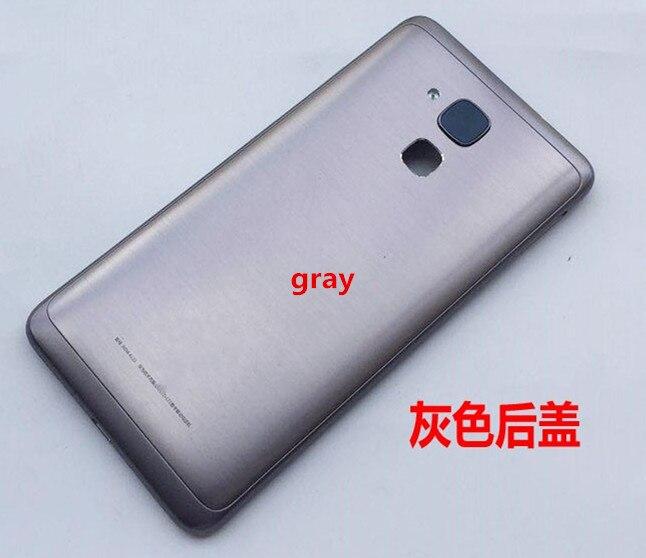 Подарок+аккумулятор корпус Дверь задняя крышка для Huawei играть дверь батареи 5С задняя крышка корпуса без отпечатков пальцев
