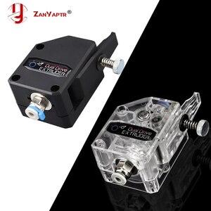 Image 1 - 3D Printer Parts BMG Extruder Clone Dual Drive Extruder upgrade Bowden extruder 1.75mm filament for 3d printer CR10