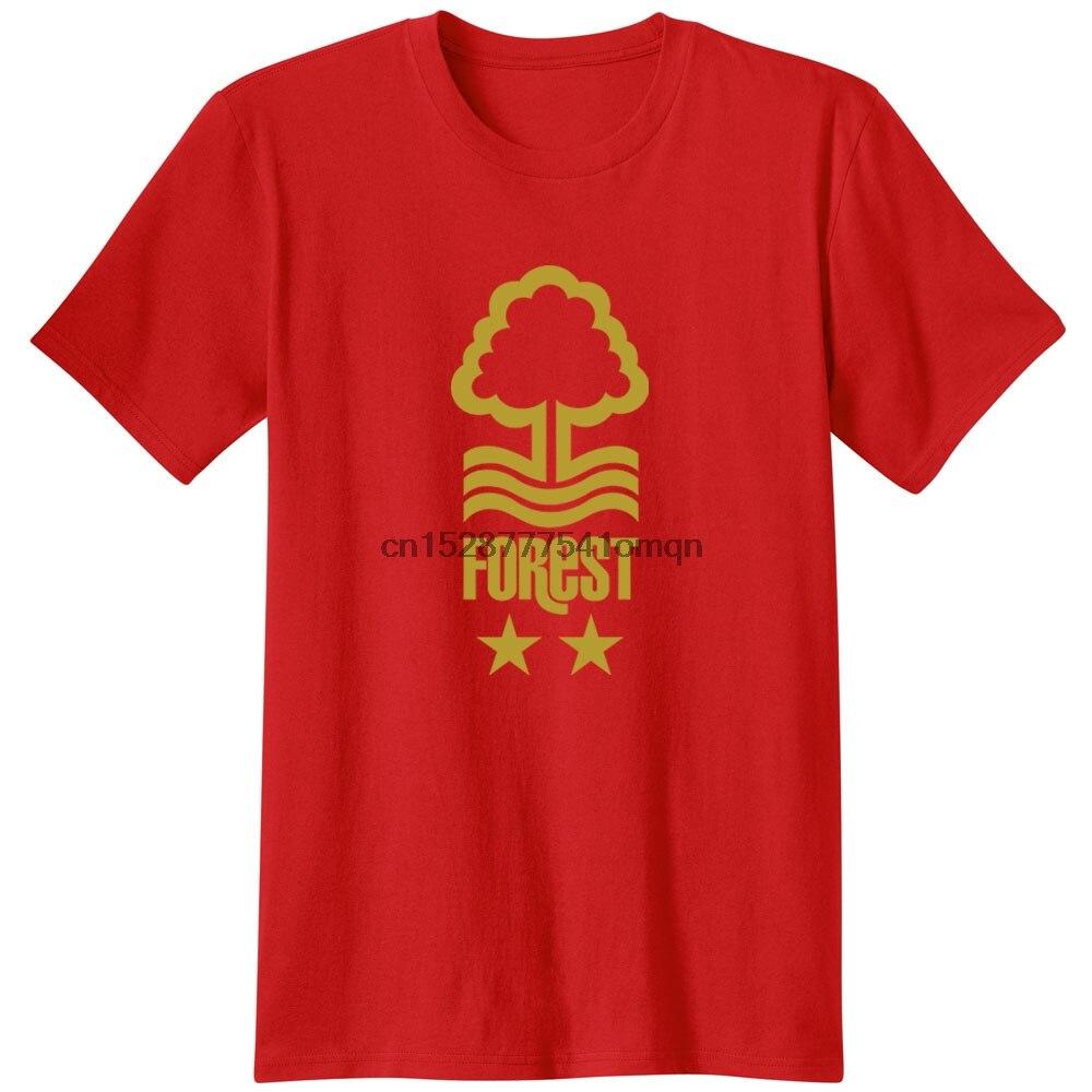 Nottingham orman erkekler T gömlek orman fanlar ev kırmızı T Shirt Chris Cohen Britt Assombalonga Henri Lansbury Pajtim Kasami (506)