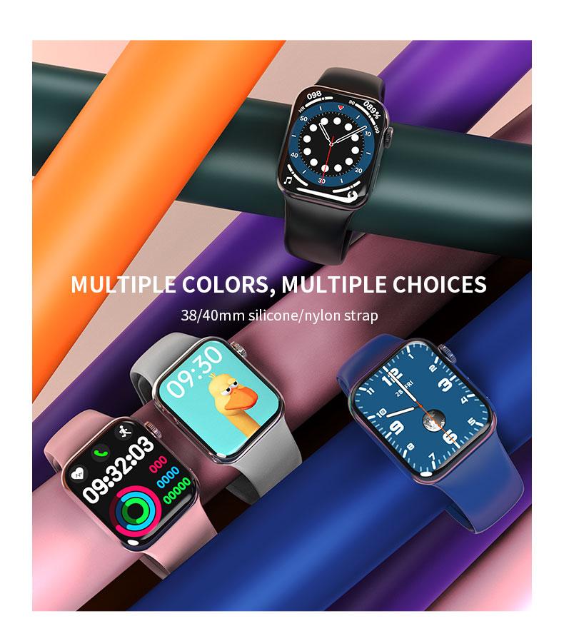 HW12 Smart Watch  10