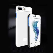Wifi Wireless Charger  QI Receiver Case For iphone 7 7Plus Cover Cordless Charging Receiver Case Ultra Thin Slim Non-slip Simple