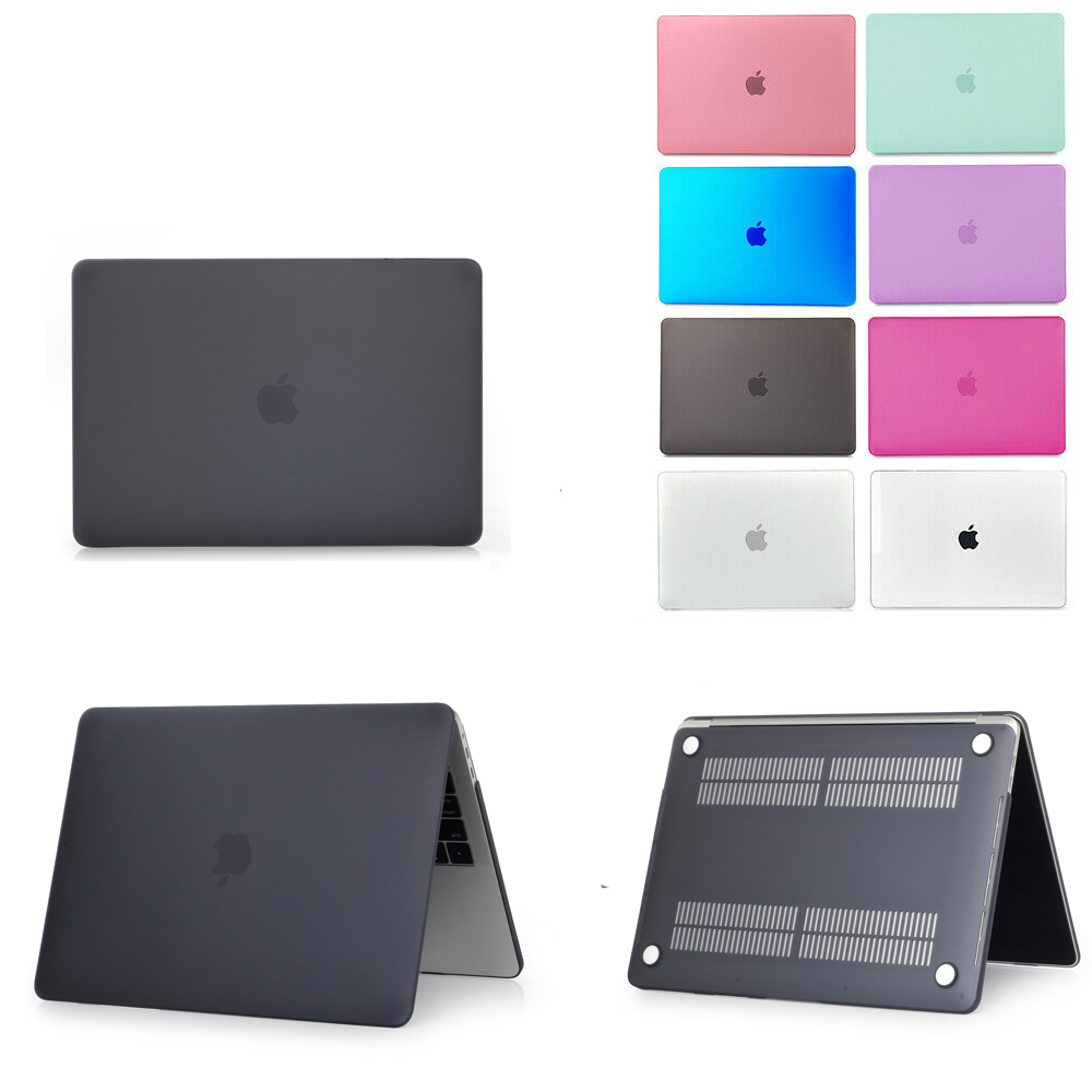 Матовый чехол для ноутбука, чехол для ноутбука Macbook Pro Air 11 12 13,3 15,4 дюймов, водонепроницаемый пылезащитный чехол для ноутбука retina