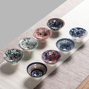 8pcs Ceramic Drinkware Teaware