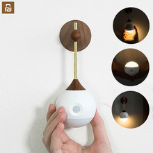 Youpin Sothing Sunny Smart Sensor Night Light Infrared Induction USB Charging Removable Night Lamp For smart home #