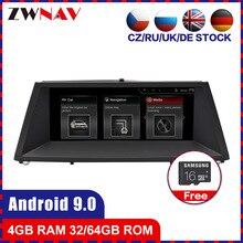 4+ 64 Android 9,0 Автомобильный мультимедийный плеер gps аудио для BMW X5 E70 F15 F85 X6 E71 F16 F86 2010+ Автомагнитола стерео головное устройство карта