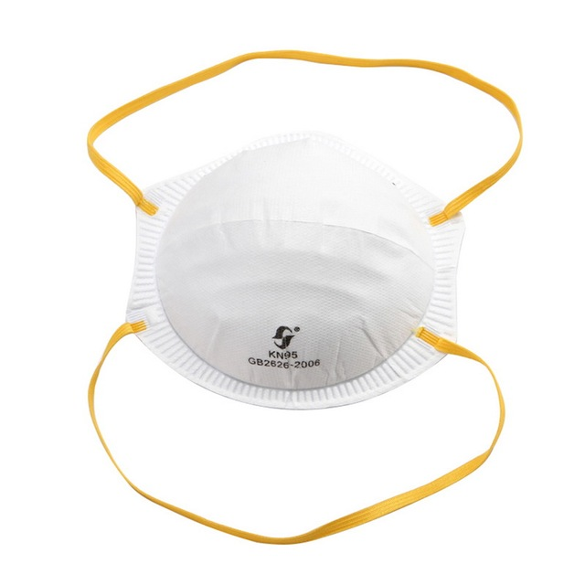Dust Masks Antivirus Flu Anti Infection Particulate Respirator Virus Anti-fog PM2.5 Protective Mask Safety Masks In Stocks KN95 4