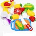 Schneiden von Obst Gemüse Pretend Spielen kinder Küche Spielzeug Kinder Spielen Haus Spielzeug Pretend Spielset Kinder Pädagogisches Spielzeug