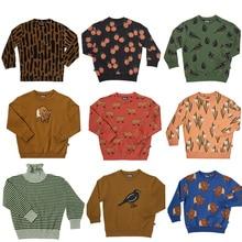 Kids Boys Sweatshirts Long Sleeve Clothes