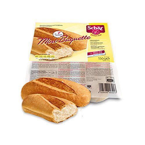 Mini Baguette Pane Senza Glutine 150 G