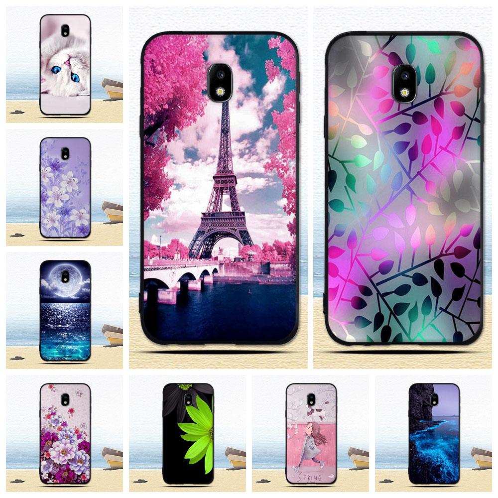 TPU Phone Case For Samsung Galaxy J3 J5 J7 2017 J330F J530F J730F 2017 EU Version Cover For Samsung J3 Pro 2017 EU Version Funda