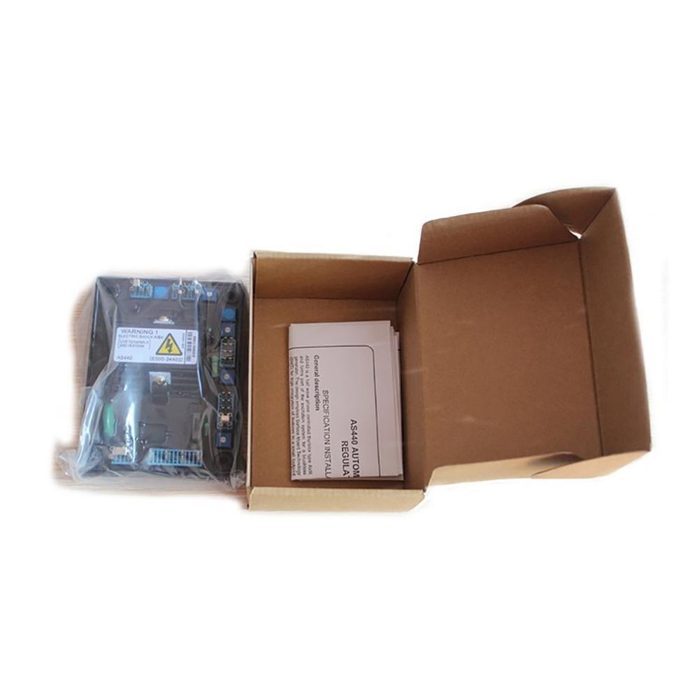 Generator AVR AS440 Automatic Voltage Regulator AVR Voltage Stabilizer Board Professional Automatic Stabilizer