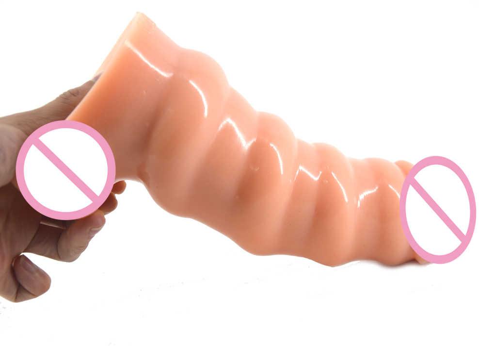 FAAK Grande dildo filo enorme masturbarsi pene giocattoli del sesso per le donne lesbiche coppie flirtare gigante cazzo spina anale della vagina stimolare