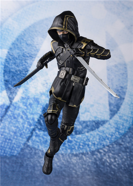 SHF Marvel Avengers End Game Ronin Articulated PVC Action Figure Model Toys