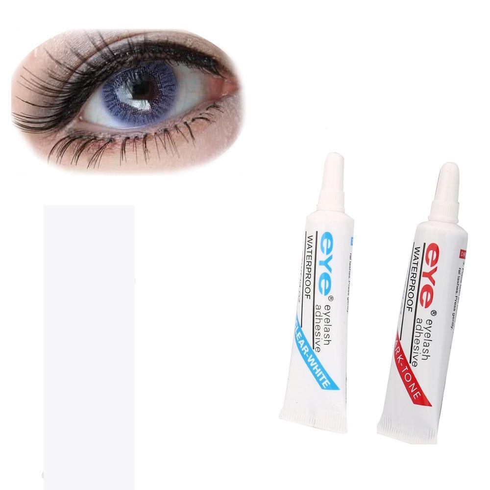 Новинка 2020, 7 мл клей для накладных ресниц, клей для накладных ресниц, крем для глаз, клей для глаз с двойным клеем для ресниц, стеклоочистител...