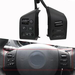 Image 1 - Bingwfpt para n issan livina & tiida & s ylphy acessórios do carro botões de controle do volante do carro botões interruptor função