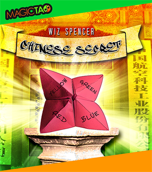Chinese Secret By Wiz Spencer image