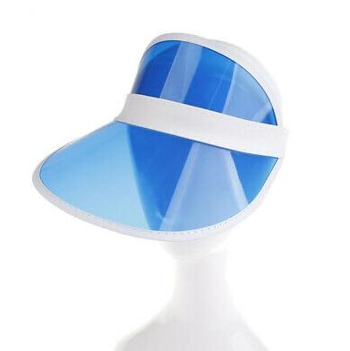 1 шт. летняя повседневная мужская и женская неоновая шляпа солнцезащитный КОЗЫРЕК ГОЛЬФ Спортивная теннисная Кепка Солнцезащитная шапочка, Кепка - Цвет: Синий