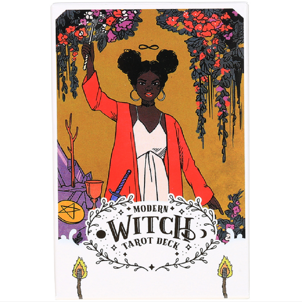 Oracle The Modern Witch Tarot Deck Tarot Oracle Card Board Deck Games Palying Cards For Party Game