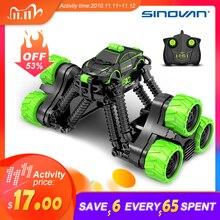 4WD électrique RC voiture roche chenille télécommande jouet voitures tout terrain radiocommandé lecteur jouets pour garçons enfants Suprise cadeau
