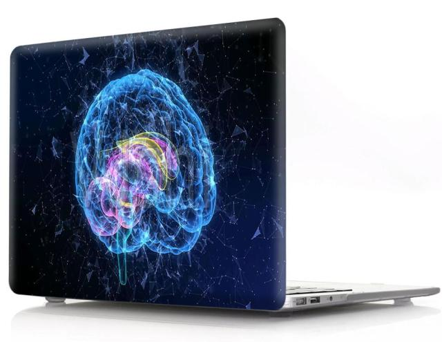 Brain Painting Case for MacBook 3
