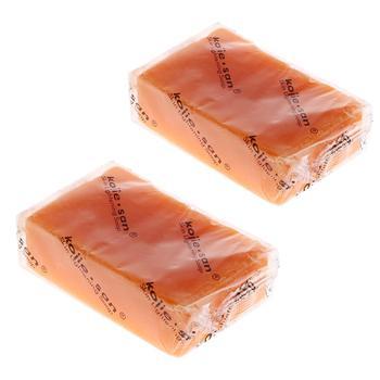 Whitening Soap Skin Bleaching Kojic Acid Glycerin Handmade Soap Deep Cleaning