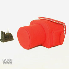 CamDress red Thickening protection  Camera bag shock absorption photography fashion lightweight design photo рюкзак